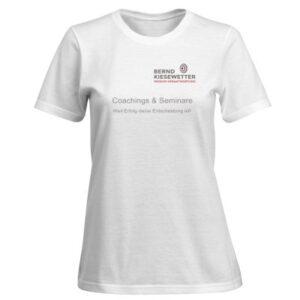 Damen-Shirts-Weiß