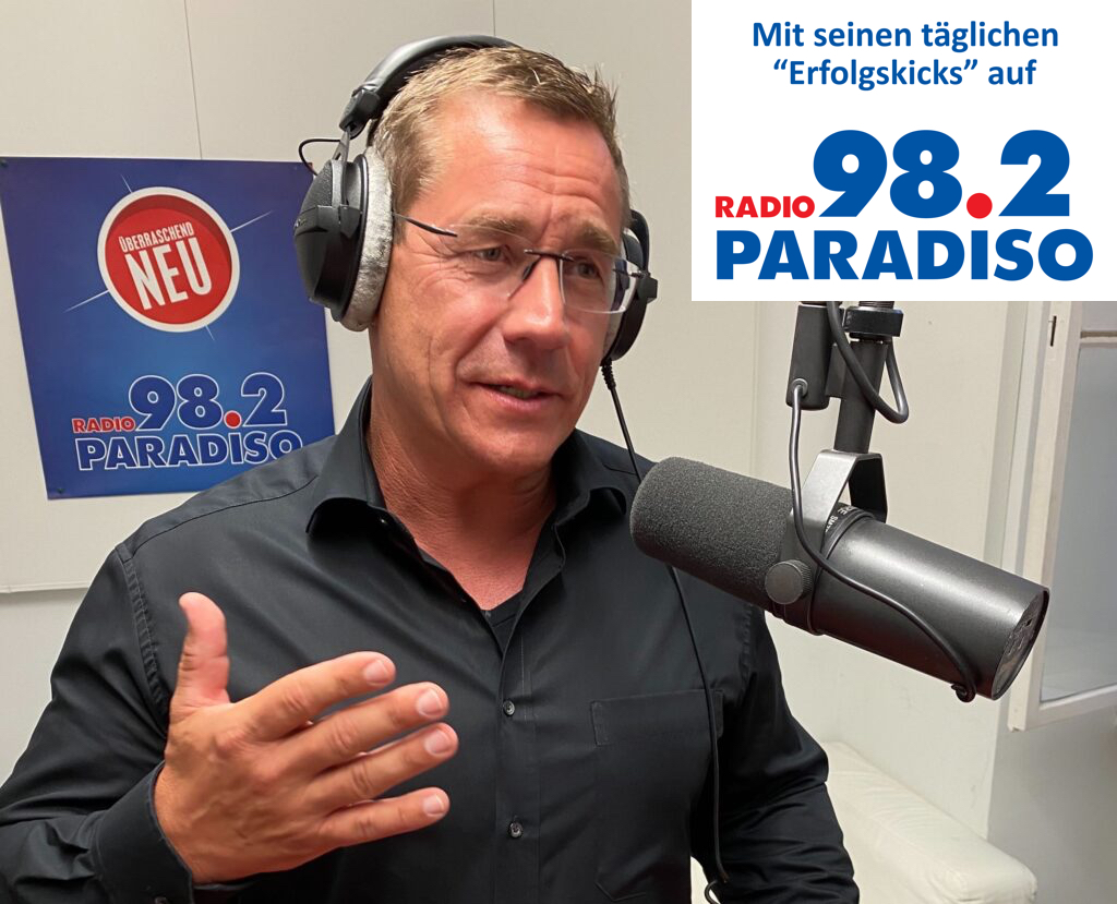 Bernd Kiesewetter Radio Paradiso